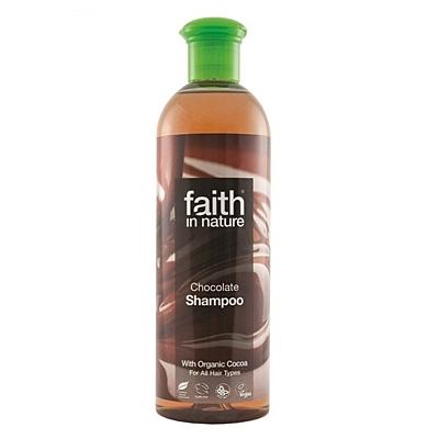 Přírodní šampon BIO Čokoláda, 250 ml