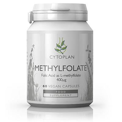 Methylfolate (kyselina listová) 400 µg, 60 kapslí