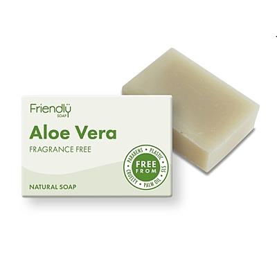 Přírodní mýdlo - Aloe vera, 95 g