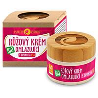 Bio Růžový omlazující krém, 40 ml
