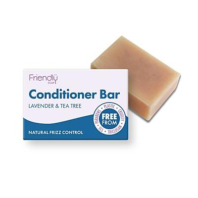 Friendly Soap přírodní kondicionér - Levandule a čajovník, 95 g