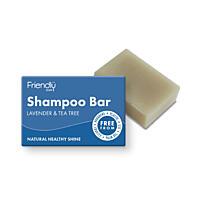 Přírodní mýdlo na vlasy - Levandule a čajovník, 95 g
