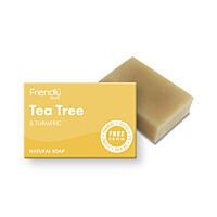 Friendly Soap přírodní mýdlo - Čajovník a kurkuma, 95 g