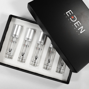 Man Box - sada parfémů pro muže, 5 x 10 ml
