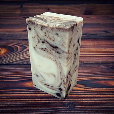 Jemné mýdlo s vůní marcipánu, 130 g