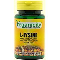 L-Lysin 400 mg, 30 kapslí