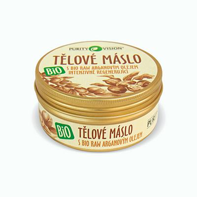 Bio Tělové máslo, 150 ml