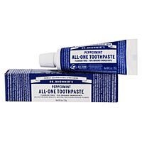Zubní pasta cestovní, peppermint, 28 g