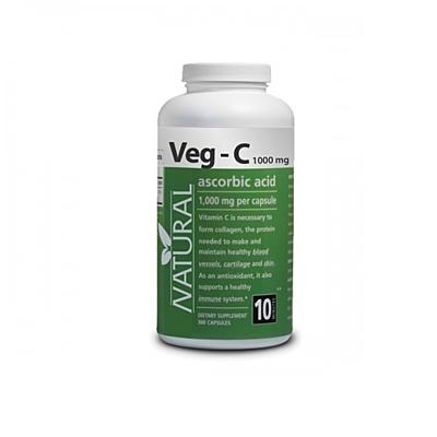 Vítamín C 1000 mg, 300 kapslí