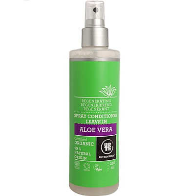 Aloe Vera kondicionér sprej leave in organic, 250 ml