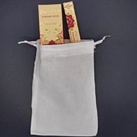 Pacifica Persian Rose parfém pro ženy - flakón 29 ml + roll-on 10 ml + lněný pytlík  dárková sada