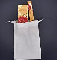 Pacifica Tuscan Blood Orange parfém pro ženy - flakón 29 ml + roll-on 10 ml + lněný pytlík  dárková sada