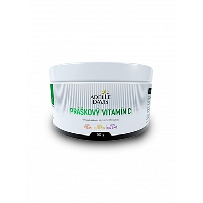 Vitamín C práškový, 500 g