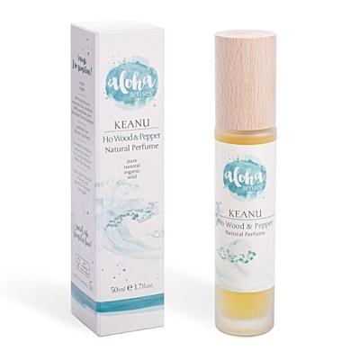 KEANU Ho Wood & Korenie přírodní parfém 3