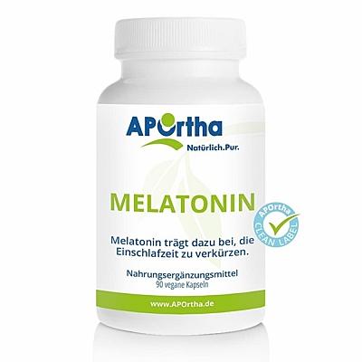 APOrtha Melatonin 1 mg, 90 kapslí