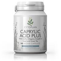 Kyselina kaprylová plus, 60 kapslí