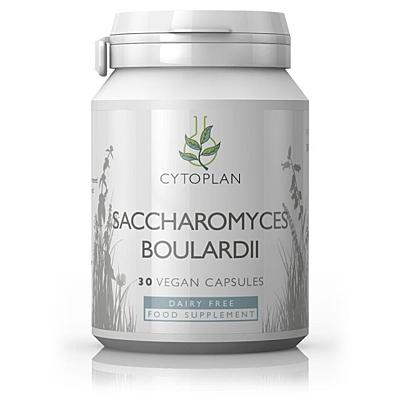 Saccharomyces boulardii - 5 miliard bakterií, 30 kapslí
