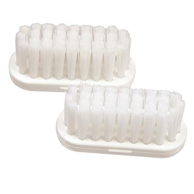 Ecodis kartáček z bioplastu s vyměnitelnou hlavou, SOFT 10
