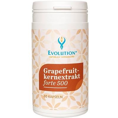 EVOLUTION Extrakt z grapefruitových jadérek forte, 60 kapslí