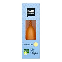 Fair Squared Menstruační kalíšek z přírodního latexu s látkovým sáčkem