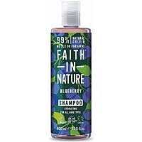 Faith in Nature šampon hydratační Borůvka, 400 ml