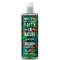 Faith in Nature šampon omlazující Aloe Vera, 400ml