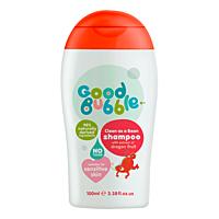 Good Bubble Dětská mycí emulze a šampón Dračí ovoce, 100 ml
