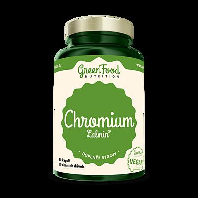 GreenFood Chrom Lalmin®, 60 kapslí