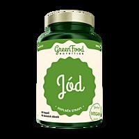 GreenFood Jód, 60 kapslí