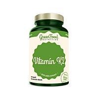 GreenFood Vitamin K2, 60 kapslí