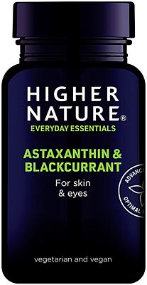 Astaxanthin a černý rybíz, 90 tablet