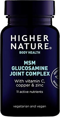 MSM Glukosamin Joint Komplex, 240 tablet