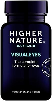 VisualEyes komplex pro zdravé oči, 90 kapslí