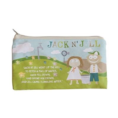 Jack N´Jill Kapsička na zip - přírodní bavlna 3
