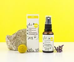 Kvítok Ochranný vlasový sprej (na rozčesávání vlasů), 30 ml