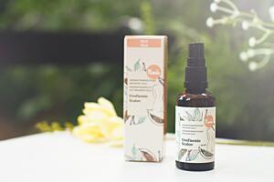 Kvítok Aromaterapeutický Masážní Olej - Uvolnění Svalů, 50 ml