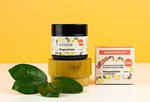Kvítok Mangový krém s Cupuacu máslem pro Suchou / Citlivou Pleť, 60 ml