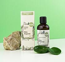Kvítok Organická Bylinková Voda - máta peprná