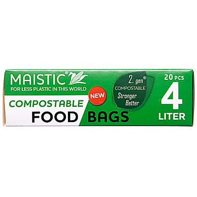 MAISTIC Kompostovatelné svačinové sáčky 3