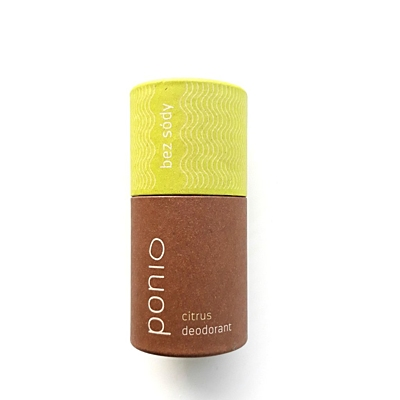Citrus - přírodní deodorant, sodafree 60g