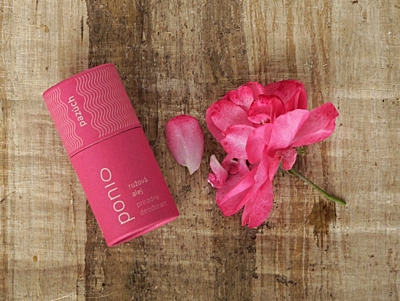 Růžová alej - přírodní deodorant 65g 3
