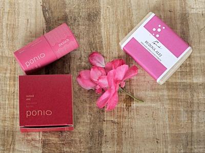 Růžová alej - přírodní deodorant 65g 4