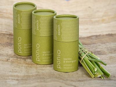 Tea tree a lemongras - přírodní deodorant 65g 4