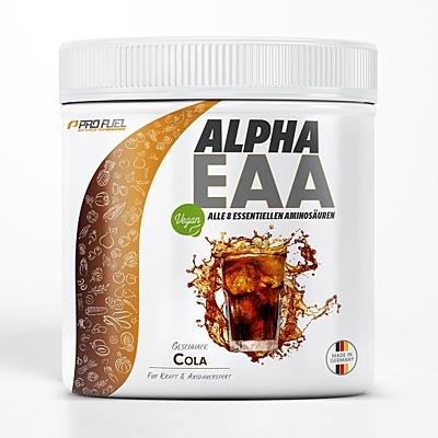 ProFuel ALPHA.EAA 8 esenciálních aminokyselin Cola, 462 g