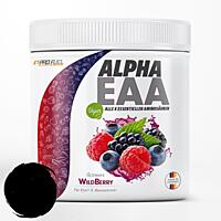 ProFuel ALPHA.EAA 8 esenciálních aminokyselin Wild Berry, 462 g