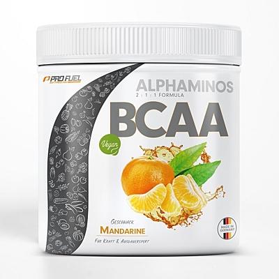 ProFuel ALPHAMINOS BCAA 2:1:1 Mandarinka, 300 g