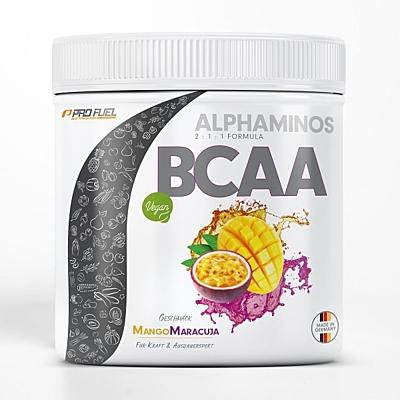 ProFuel ALPHAMINOS BCAA 2:1:1 Mango & Marakuja, 300 g