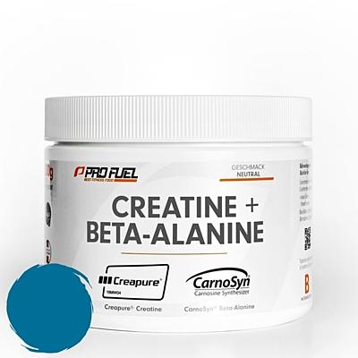 ProFuel KREATIN + BETA-ALANIN pro sílu a výdrž, 300 g