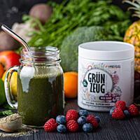 ProFuel Zelenáč, 42 Superfoods, příchuť Wild Berry, 300 g