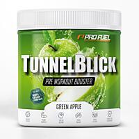 ProFuel Tunnelblick Pre-Workout Booster, Zelené jablko, 360 g